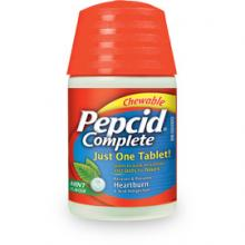 Pepcid Complete packaging