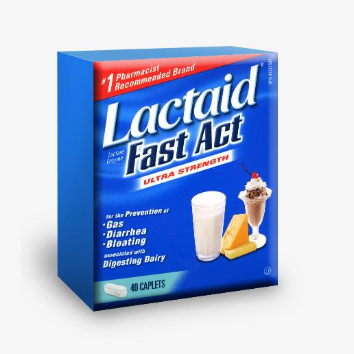 products for Lactose Intolerance