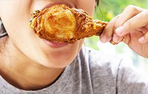Heartburn Relief After Eating Fried Chicken